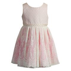 Young Land Sleeveless Party Dress - Preschool Girls