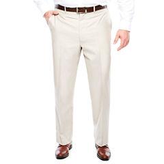 J.Ferrar Woven Suit Pants-Classic Fit