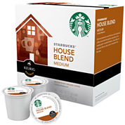 Keurig® K-Cup® Starbucks® 96-ct. House Blend Medium Roast Coffee Pack