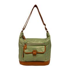 St. John's Bay® Single Pocket Crossbody Bag
