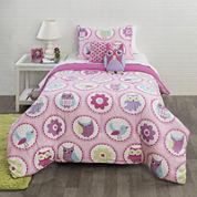 JCPenney Home™ Owl Garden Comforter Set & Accessories