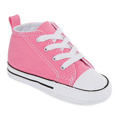 Converse Chuck Taylor First Star Girls Sneakers