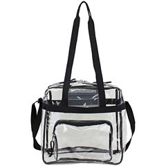Fuel Clear Stadium Tote