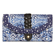 City Streets Twin Print Wallet