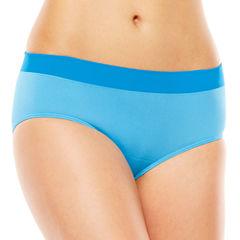 Jockey® Microfiber Seamless Hipster Panties - 2027