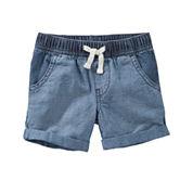 Oshkosh Pull-On Shorts Baby Boys