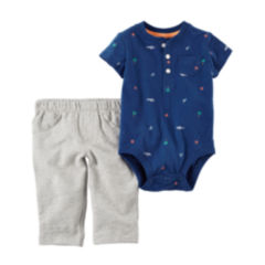 Carter's clothing makes the earliest years of your baby's life super stylish! In the first three months, babies spend the majority of their time eating, sleeping, and in need of a diaper change. Simple clothing is the best in these early months.