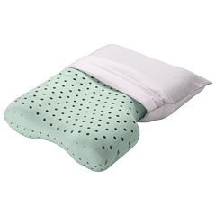 Authentic Comfort® Advanced Contour Memory Foam Pillow