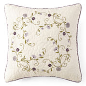 Home Expressions™ Hailey Square Decorative Pillow