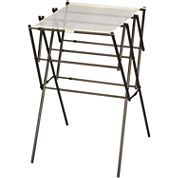 Household Essentials® Antique Bronze Expandable Drying Rack
