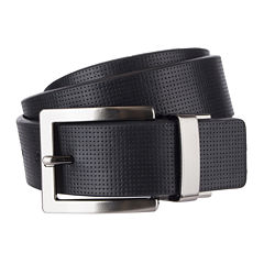 JF. J Ferrar® Cut Edge Reversible Belt - Big & Tall