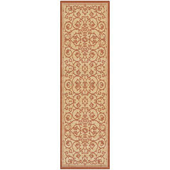 Couristan® Veranda Indoor/Outdoor Runner Rug
