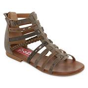 Pop Janssen Womens Gladiator Sandals