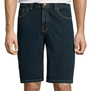 St. John`s Bay Denim Shorts