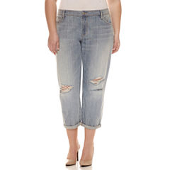 A.n.a Plus Size Capris & Crops for Women - JCPenney