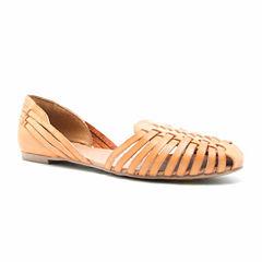 Qupid Womens Ballet Flats