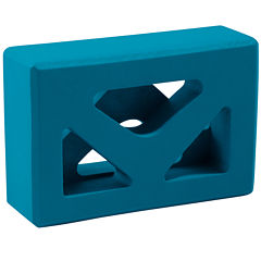 Lotus Yoga Block