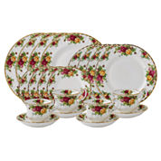 Royal Albert Old Country Roses 20-pc. Place Setting