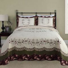 Peking Handicraft Brooke Bedspread & Accessories