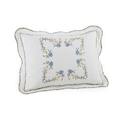 Modern Heirloom Heather Standard Pillow Sham