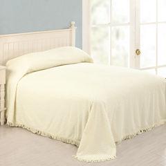 Modern Heirloom Chenille Bedspread