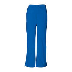 Dickies® Womens Drawstring Cargo Scrub Pants–Petite