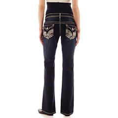 Tala Jeans Bootcut Jeans-Plus Maternity
