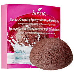 boscia Konjac Cleansing Sponge With Deep Hydration Clay