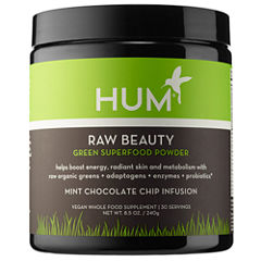 Hum Nutrition Raw Beauty Green Superfood Powder