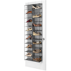 Whitmor Over-the-Door Shoe Shelves