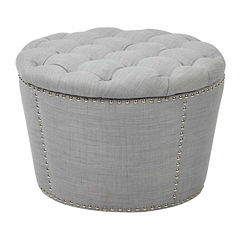 Lacey 2-pc. Tufted Ottoman