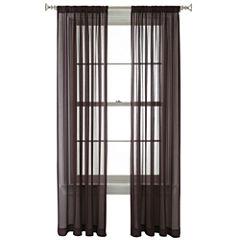 Royal Velvet® Lantana Rod-Pocket Sheer Panel