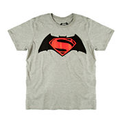 Dawn of Justice Short-Sleeve Cotton Tee