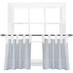 Park B. Smith® Nordic Bands Tab-Top Window Tiers