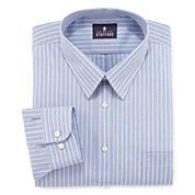 Stafford® Performance Pinpoint Dress Shirt–Big & Tall