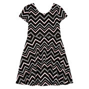 Total Girl Skater Dress - Big Kid