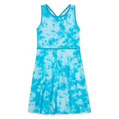 City Streets Sleeveless Skater Dress - Girls' 4-16 and Plus