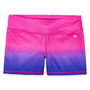 Xersion Performance Dry Fit Shorts - Big Kid Girls