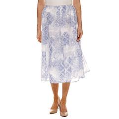 Alfred Dunner Full Skirt