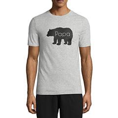 City Streets Short Sleeve Crew Neck T-Shirt