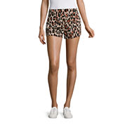City Streets Woven Pull-On Shorts