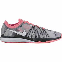 Nike Dual Fusion Print Womens Training Shoes