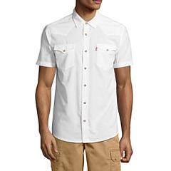 Levi's® Magnus Short Sleeve Button Up Shirt