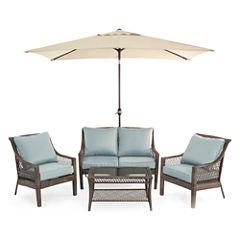 Outdoor Oasis™ Latigo 4pc Conversation Set