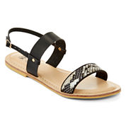 GC Shoes Cutie Slingback Flat Sandals