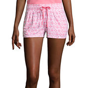 Cool Girl Boxer Pajama Shorts