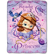 Disney Sofia the First Throw
