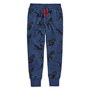 Hollywood Knit Jogger Pants - Preschool Boys