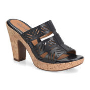 Eurosoft™ Florissa Heeled Sandals
