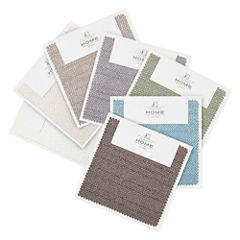 JCPenney Home™ Quinn Basketweave Swatch Card